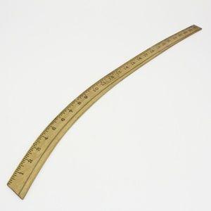 Vintage Hip Curve Curved Dress Makers Ruler